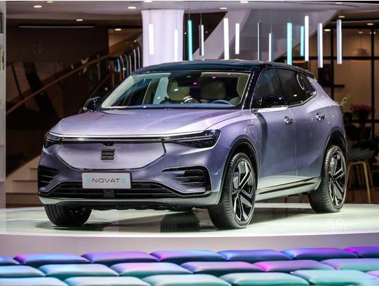 天际ME7纯电SUV将9月上市  售价为30-50万元