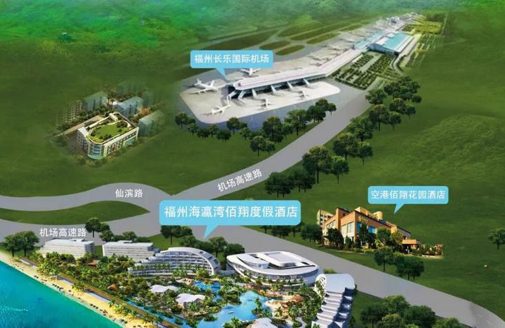 全国第一家引海水入园度假酒店 将3月在福州开业