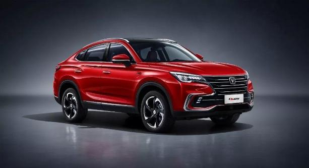 全新中型轿跑SUV—长安CS85 2.0T预售价14.99万起