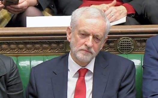 英国工党党魁科尔宾呼吁举行大选以打破退欧僵局