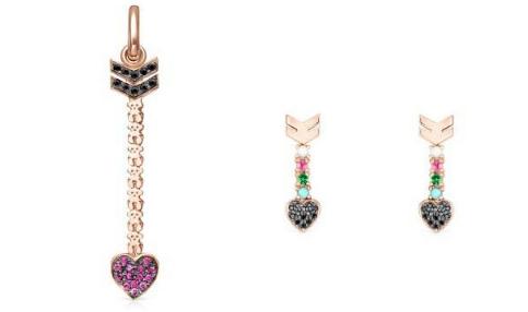 珠宝品牌TOUS推出San Valentin情人节特别系列
