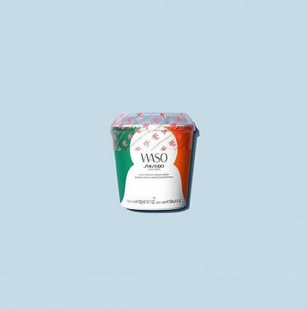 """资生堂WASO系列推出新款""""麻薯面膜"""""""