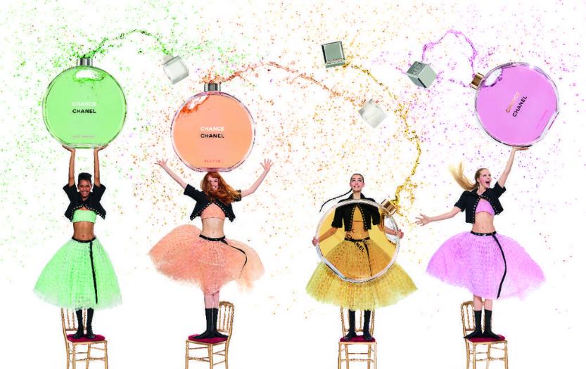 香奈儿 (Chanel) 呈献全新邂逅香水系列广告大片