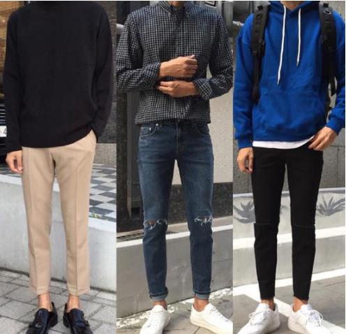 腿粗的男生需要注意四点 让你完美的避开误区