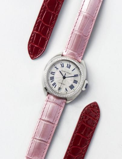Clé de Cartier全新卡地亚 (Cartier) 钥匙腕表中国大陆独家发售