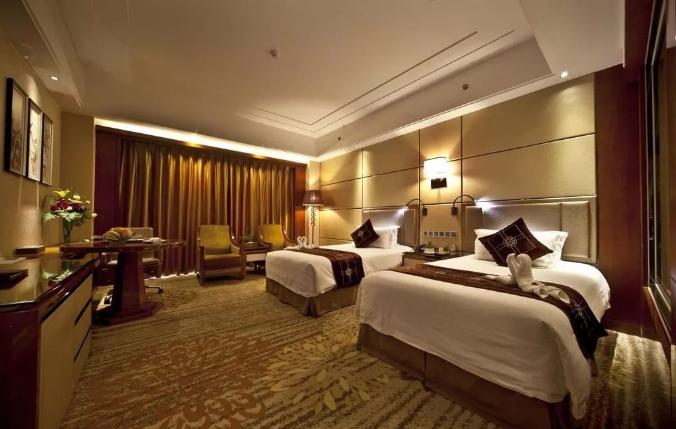 春节新趋势:全家住酒店过年