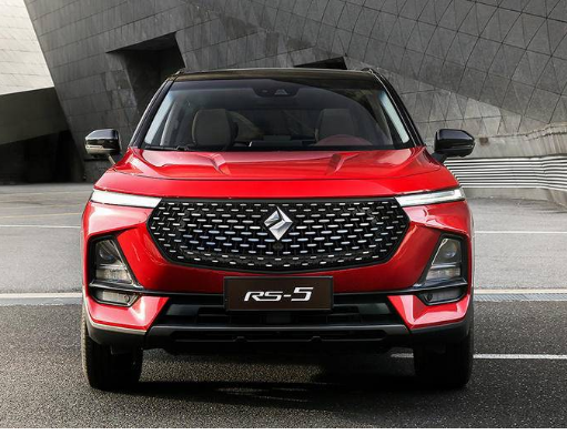 宝骏全新SUV RS-5使用钻石LOGO 3月份正式上市