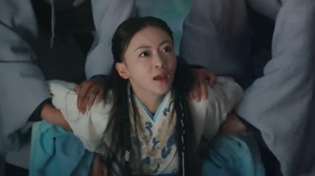新剧《皓镧传》首播 吴谨言被网友吐槽演技