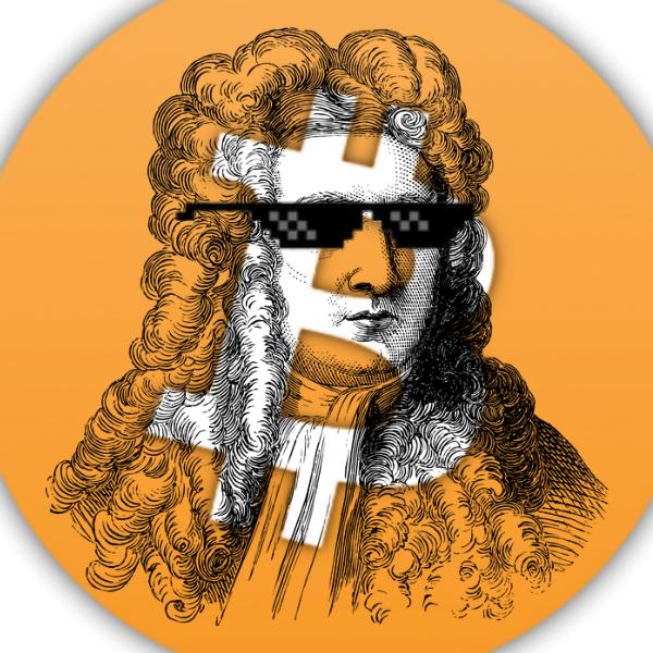 """比特币的第一个""""死忠粉""""是牛顿?"""