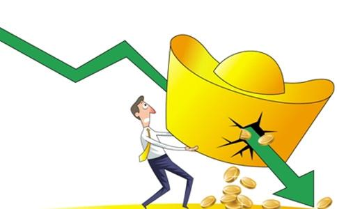 全球经济下行风险加剧 国际黄金晚盘解析