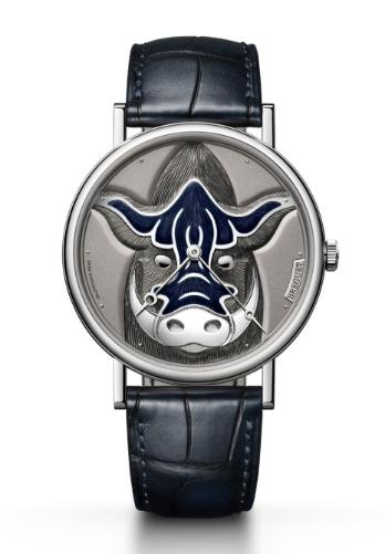 宝玑 (Breguet) CLASSIQUE经典系列7145己亥年生肖腕表