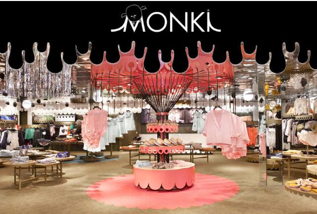 H&M旗下年轻品牌Monki今年将进军冰岛市场