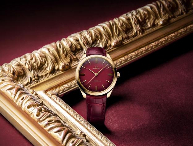 欧米茄 (OMEGA) 诞生125周年 品牌呈现两款全新力作腕表!