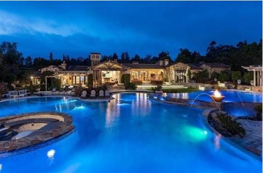 里欧纳德购置4.1亿加州豪宅