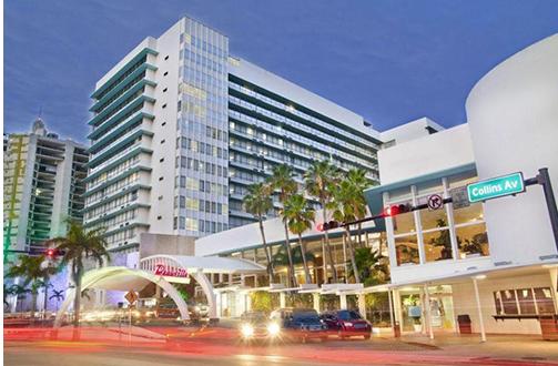 伦敦一家飞往迈阿密度假 发现预定酒店早已倒闭