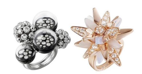 卡地亚推出 Les Galaxies de Cartier 高级珠宝