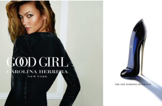 Carolina Herrera带来全新GOOD GIRL香水