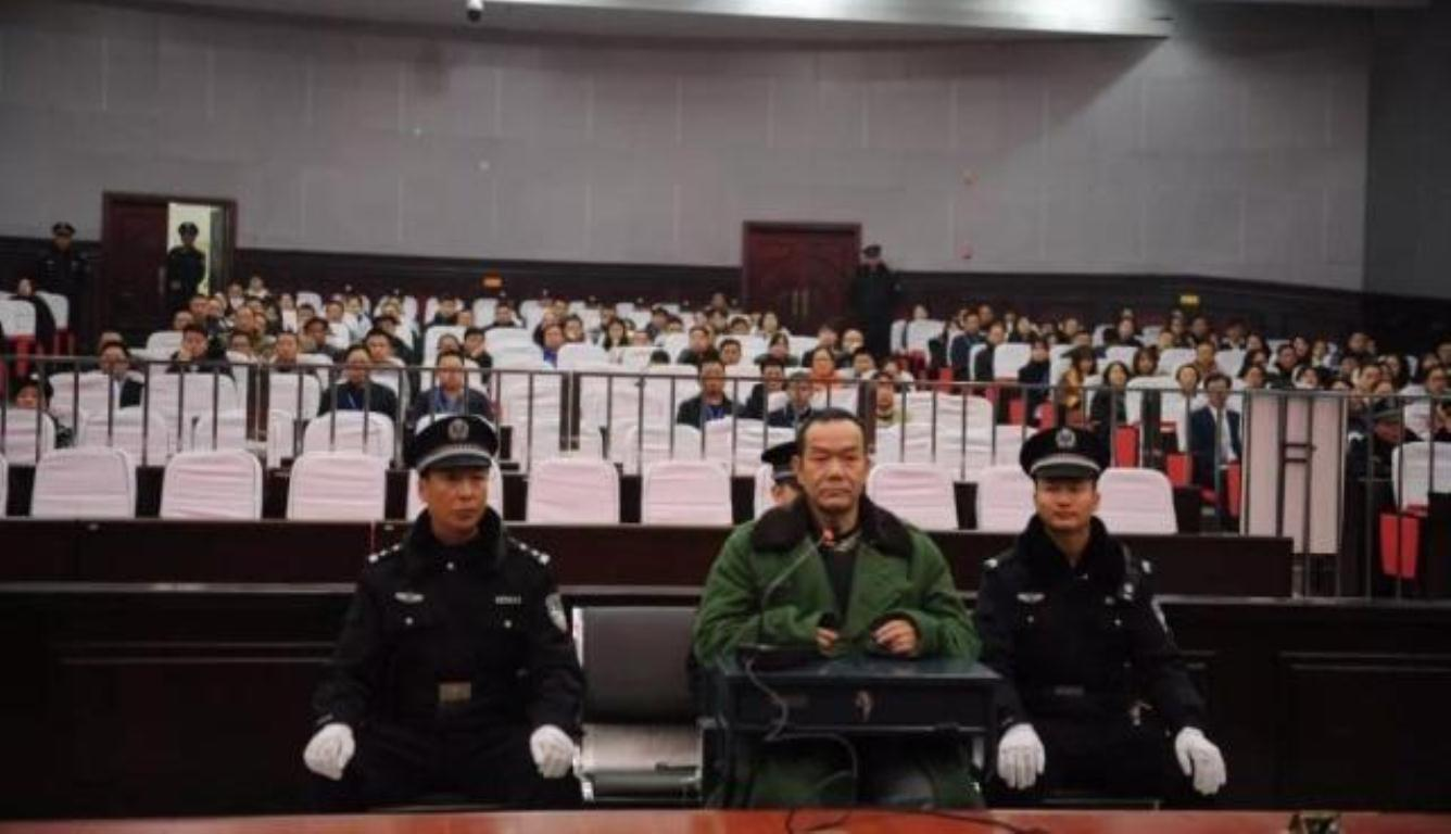 1月29日 路虎撞人致15死案罪犯被执行死刑