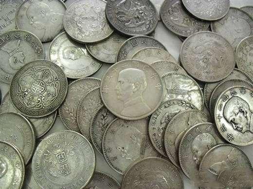 神秘古币收藏家出售100万枚银元 价值5个亿