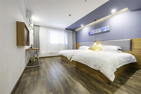 99新标酒店上海虹桥枢纽曹安公路店正式上线