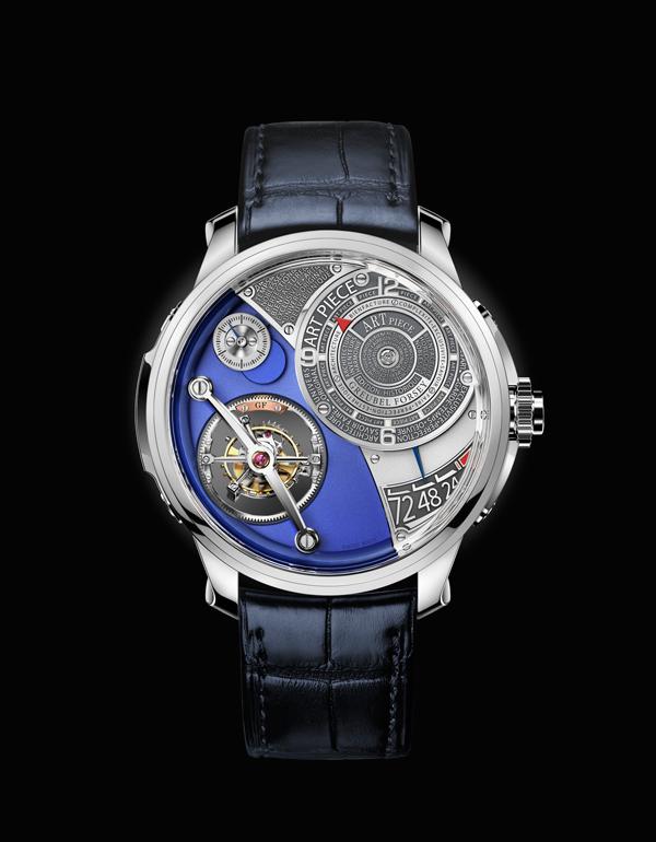 高珀富斯推出全新Art Piece艺术品系列复刻纪念版腕表