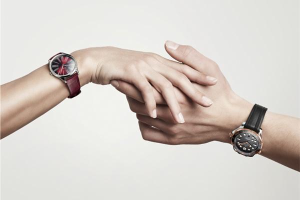 欧米茄为2019年情人节推出两款时计臻品