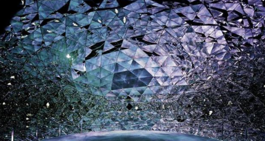 """施华洛世奇水晶世界 光线和音乐完美结合的""""现实中的童话世界"""""""