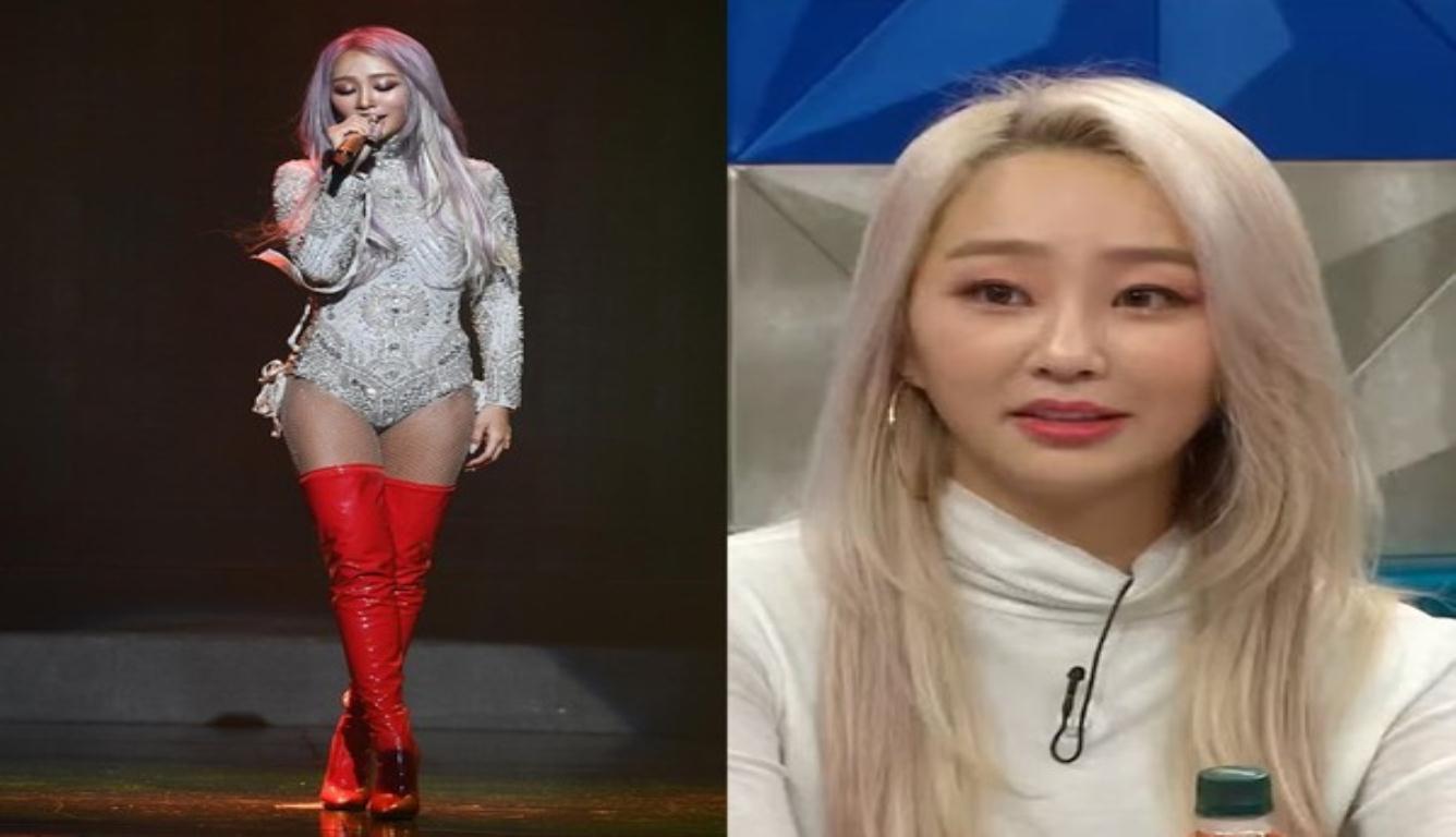 韩女团成员被批 因为服装问题登上热搜