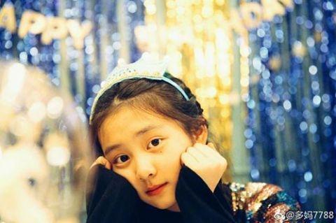 黄磊为女儿庆生 回忆了多多出生时的细节