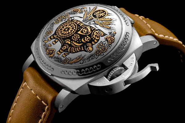 沛纳海推出全新Luminor Sealand己亥猪年腕表