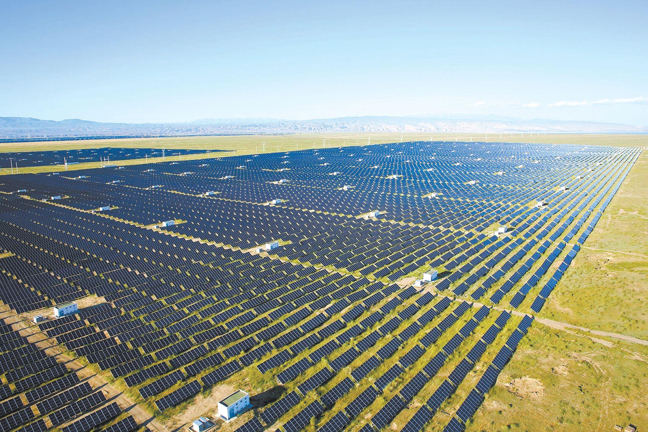 北京市通州区积极推进符合政策分布式光伏发电项目