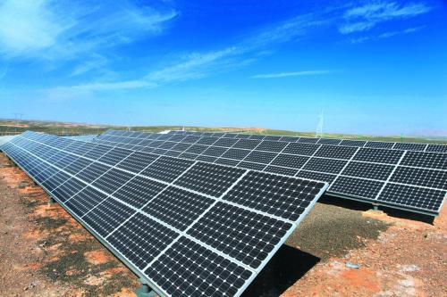 浙能集团19.9兆瓦屋顶分布式光伏发电项目正式投产发电