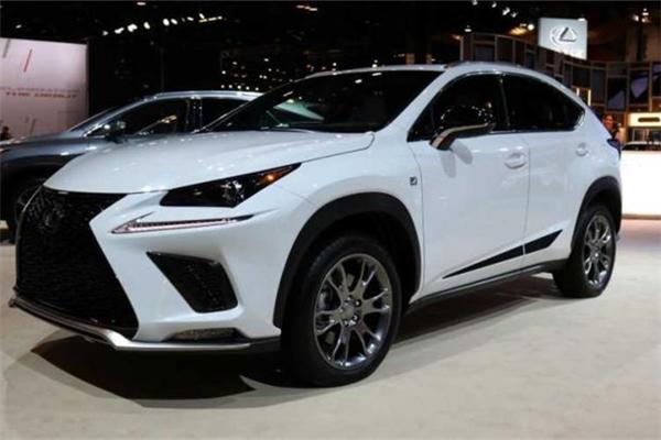 雷克萨斯针对北美市场发布NX Black Line特别版车型