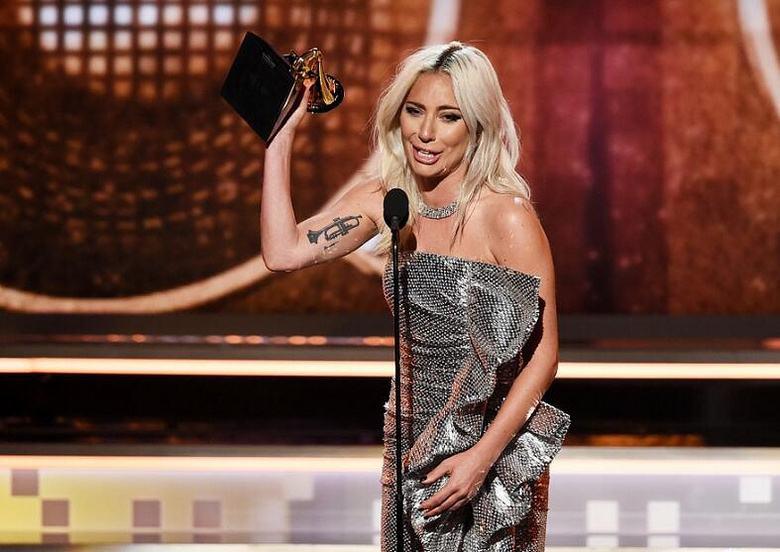 格莱美获奖名单公布 Lady Gaga斩获获得最佳流行歌手