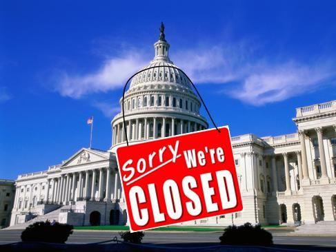 美国政府又要关门?