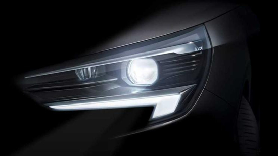 欧宝名车品牌推出全新Corsa首张预告图