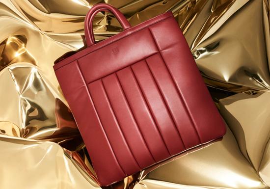 Dunhill推出限量版Concours红色皮革包包单品