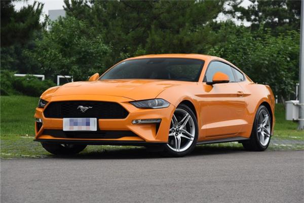 福特名车品牌公布2019款Mustang国内售价