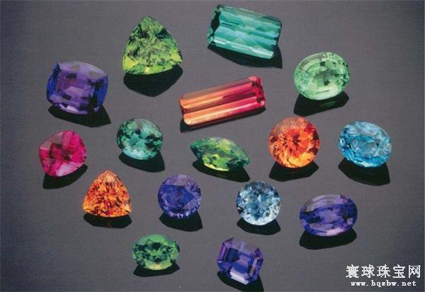 中国内地从香港进口的宝石数量急剧增加