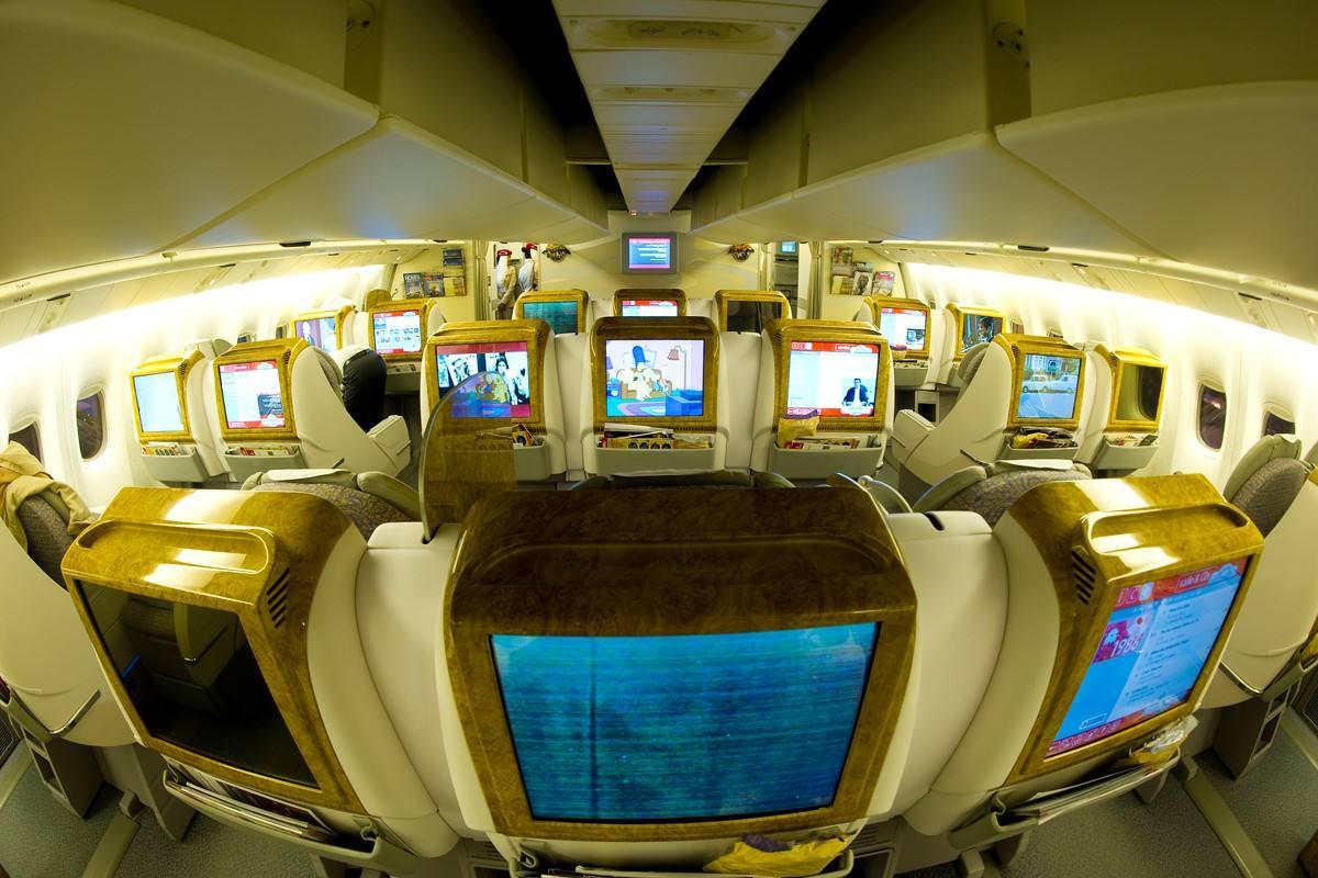 阿联酋航空推出全新服务 乘客可在App中创建播放列表