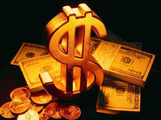 美英通胀数据温和 美元升而英镑跌