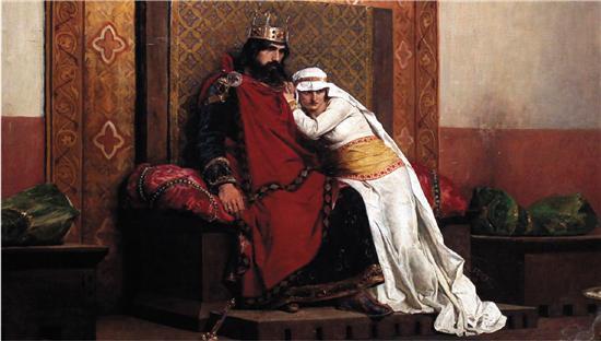 劳伦斯:法国历史绘画的最后一位主要代表人物之一