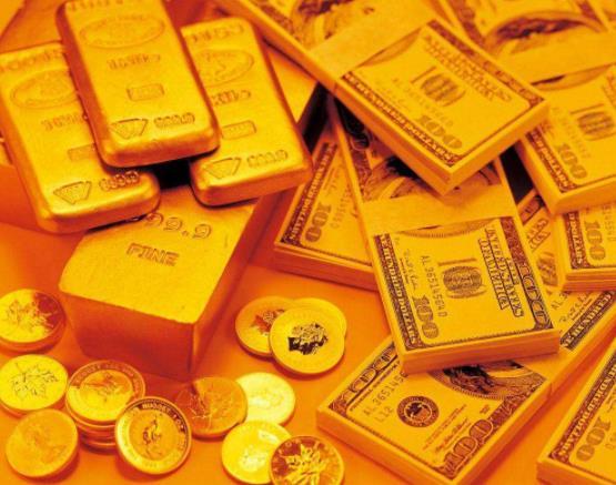 黄金大涨美指末日共同来临?不!美指有大涨机会!