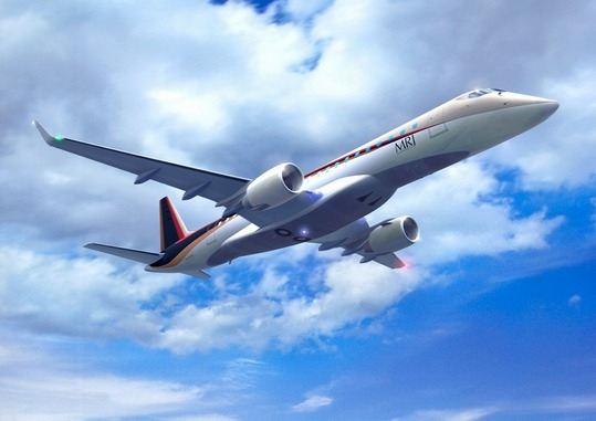 日本三菱大飞机查出重大缺陷:只有退钱了!