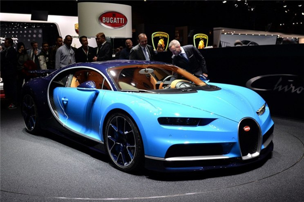 布加迪将于日内瓦车展发布独家定制one-off车型