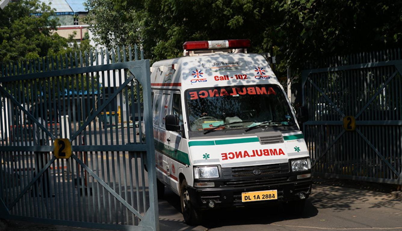印度卡车冲进婚礼 造成至少13人死亡15人受伤