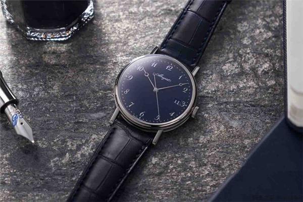 宝玑表推出全新Classique 5177大明火珐琅腕表