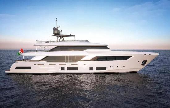法拉帝集团于游艇展推出全新碳纤维建造博星8X