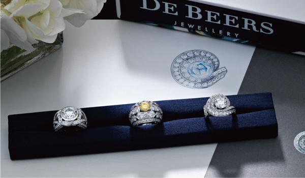 戴比尔斯2018年第十个周期毛坯钻石销售额是5.4亿美元