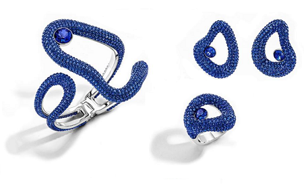 佩内洛普·克鲁兹与Swarovski合作推出全新珠宝系列